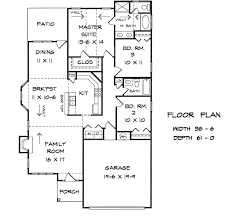 blackburn house plans stock floor plans architectural drawings