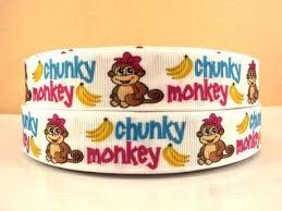 monkey ribbon slogan