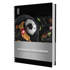 livre photo cuisine livre de cuisine moléculaire cadeau maestro