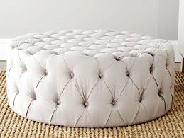coffee table what tufted coffee table can do round tufted coffee