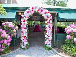 flower arch arches and chuppas