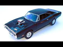 how to build a dodge charger how to build dominic s f f 1970 dodge charger 1 25 scale revell