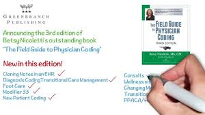betsy nicoletti u0027s third edition of the field guide to physician