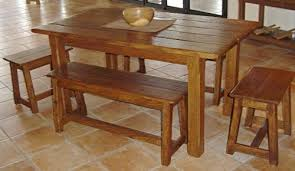 Typical Bench Style Kitchen Tables  SMITH Design - Bench style kitchen table