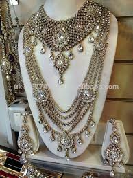 indian bridal necklace sets images Indian bridal full set buy indian bridal jewelry sets product on jpg