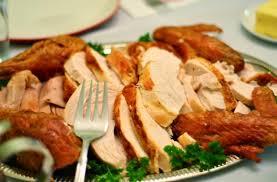 Turkey On The Table Dish Gracepoint Berkeley A Juicier Turkey