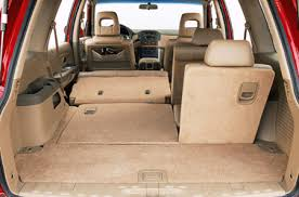 do all honda pilots 3rd row seating honda pilot ex l review the about cars
