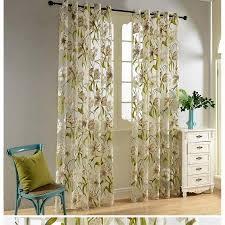 decor semi sheer curtains for cute interior home decor ideas