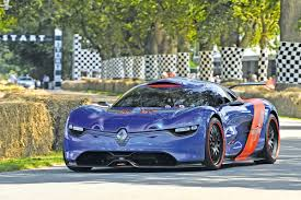 renault alpine a110 50 renault alpine to cost 40k auto express