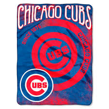 Chicago Cubs Crib Bedding Cubs Silk Touch Throw Blanket