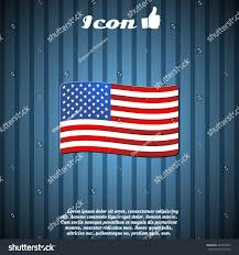 Flags Made In Usa United States Flag Made Vector Stock Vector 222874972 Shutterstock