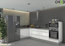 cuisine avec angle caisson d angle cuisine nouveau pack cuisine angle cristal blanc de