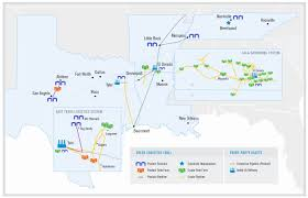 Refineries In Usa Map by 10 K