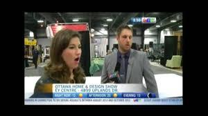 ctv u0027s sarah freemark visits sleep country canada at the ottawa