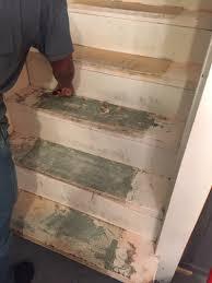 updating my basement stairs dream inspire create