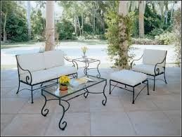 Oval Wrought Iron Patio Table by Wrought Iron Patio Furniture And Dining Sets Life Hacks Start