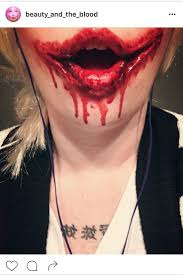 halloween makeup stickers 26 best beauty and the blood sfx makeup images on pinterest