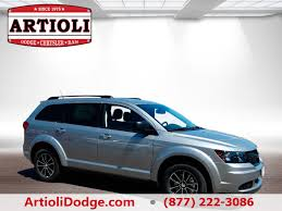 dodge crossroad 2017 new 2017 dodge journey se sport utility in enfield 48161