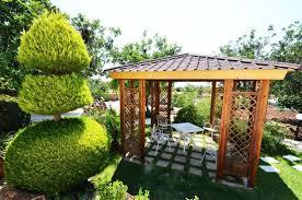 giardini con gazebo giardino con cucina e gazebo foto di alla corte di nonna