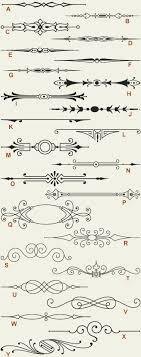 letterhead fonts lhf engraver s ornaments 1 fashioned