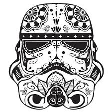 best 25 sugar skull images ideas on scull drawing