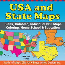 canada states map us and canada printable blank maps royalty free clip