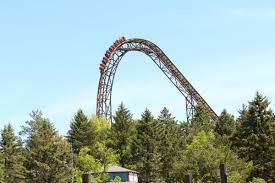 Goliath At Six Flags Six Flags Great America Update 2017 Coaster101