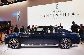 lincoln continental lincoln continental assembly confirmed for flat rock michigan plant