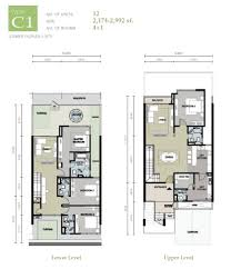 Duplex Plan The Address Duplex Loft