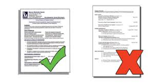bad example cv x of resume resume examples resume student resume