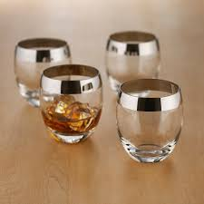 mini martini glasses madison avenue whiskey glasses set of 4 wine enthusiast
