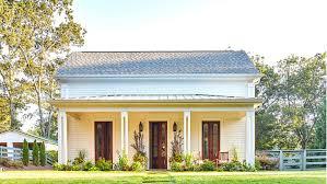 longleaf cottage southern living house plans houses