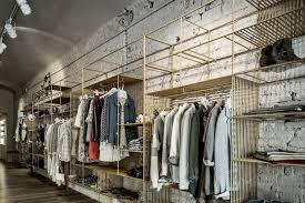 italy design shop blond boutique concept store by christopher ward carpi italy