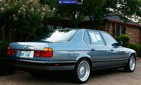 1988 bmw 7 series bmw 750il matt garrett