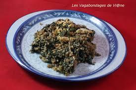 cuisine epinard boulgour aux épinards arménie la tendresse en cuisine