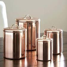 copper canister set kitchen copper colored kitchen canisters kitchen canister 4 kitchen