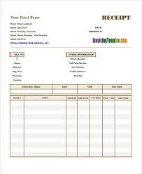 simple receipt simple receipt template 9 free samples examples
