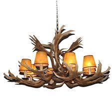 Deer Antler Light Fixtures Deer Antler Light Fixtures Fabulous Antler Replica Lighting Options