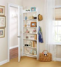 Storage Bookcase With Doors Heidi Shelf The Door Bookcase Small Space Storage