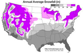 Interactive Map Of United States by File United States Average Annual Snowfall Jpg Wikimedia Commons