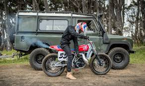chevy tracker off road this is the cr500 flat tracker that honda should u0027ve made moto