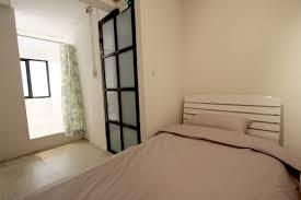 single bed with private bathroom bangkok hub hostel