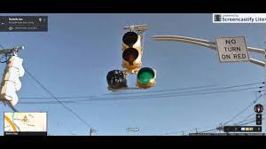Maps Traffic Weird Traffic Light On Google Maps Not A Glitch Youtube