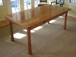 Pull Out Table Hand Crafted U0027dutch Pull Out U0027 Dining Table By Joseph Murphy