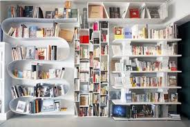 Whole Wall Bookshelves Style By Amilka Whole Wall Bookshelves