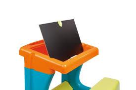 bureau petit ecolier smoby smoby 28077 kit de loisirs créatifs bureau petit ecolier bleu