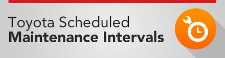 2011 toyota service schedule toyota recommended maintenance acton toyota of littleton