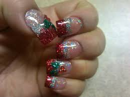 154 best nail art christmas theme images on pinterest holiday