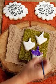 thanksgiving poem for kids paint your own cookie for thanksgiving the bearfoot baker