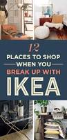 12 stores that you u0027ll want cheat on ikea with